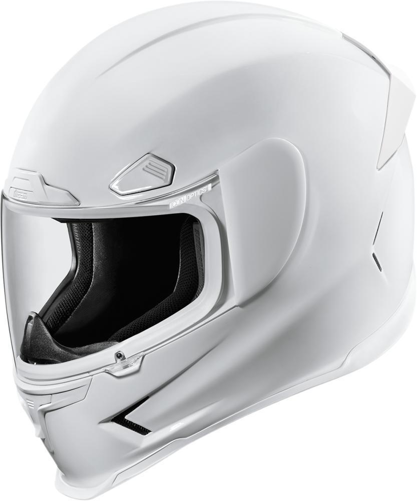 ICON Airframe Pro Gloss White Helmet + 50% discount Extra ...