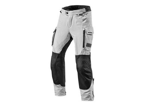 Revit Off Track Pants Black Silver
