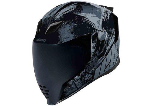 ICON Airflite Stim Black Helmet