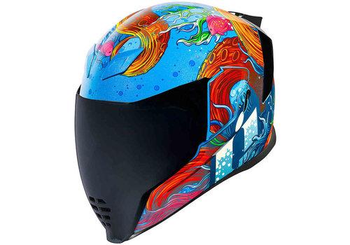 ICON Airflite Inky Blue Helmet