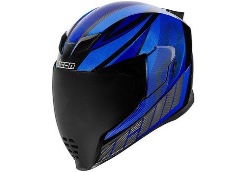 ICON Airflite QB1 Blue Helmet