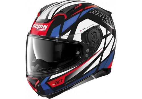 Nolan N87 ORIGINALITY N-COM Glossy Black 064 Helmet