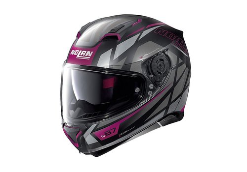 Nolan N87 ORIGINALITY N-COM Flat Black 071 Helmet