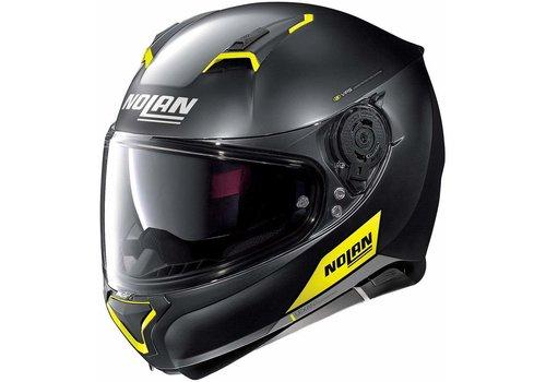 Nolan N87 EMBLEMA N-COM Flat Black 072 Helmet