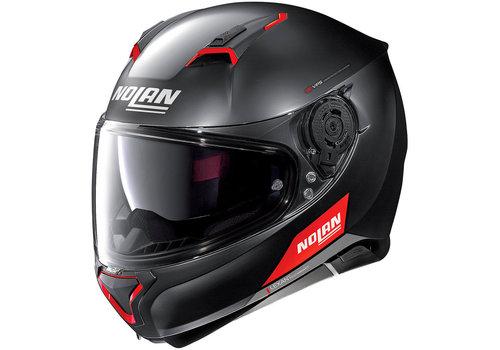 Nolan N87 EMBLEMA N-COM Flat Black 073 Helmet