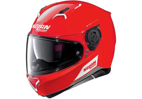 Nolan N87 EMBLEMA N-COM Corsa Red 075 Helmet
