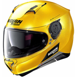 Nolan Special Plus N87 Full-Face Motorcycle Helmet Polycarbonate N-Com Graphite Black Size XXS
