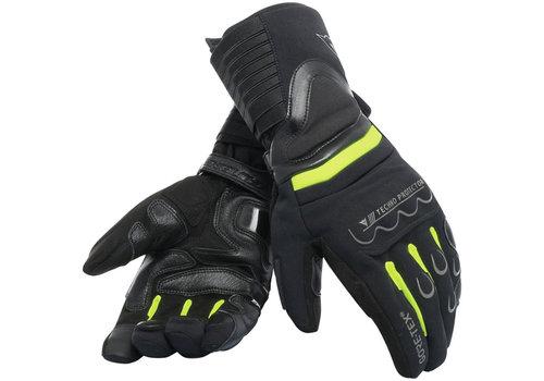 Dainese Scout 2 GTX Zwart Fluor Geel Handschoenen