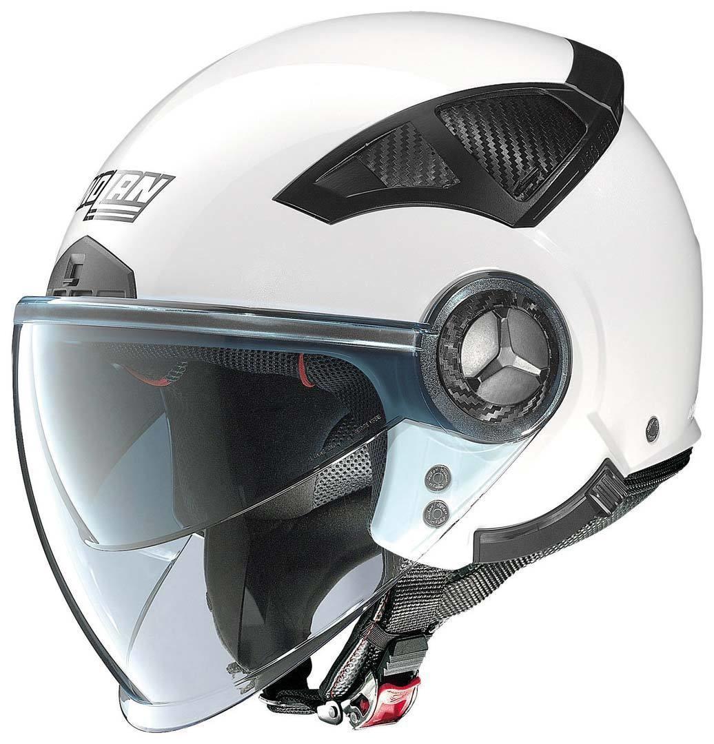 M Helmet Jet Nolan N33 Evo Classic 3 Glossy Black