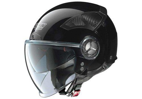 Nolan N33 Evo Classic Glossy Black Helmet