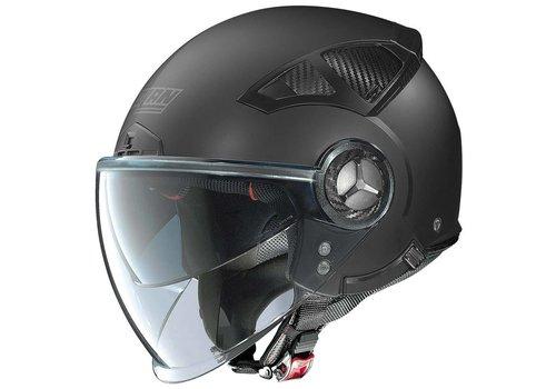 Nolan N33 Evo Classic Flat Zwart Helm
