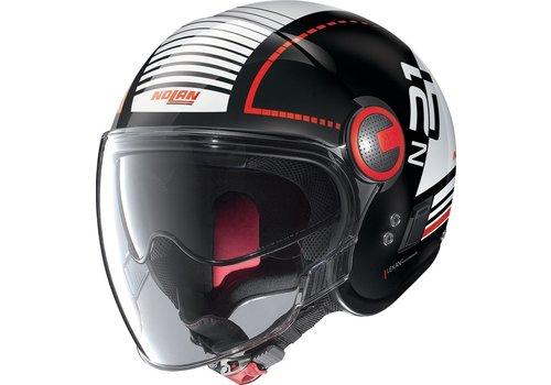 Nolan N21 Visor Runabout Glossy Black 057 Helmet