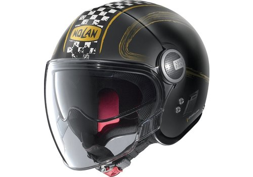 Nolan N21 Visor Getaway Flat Black 061 Helmet