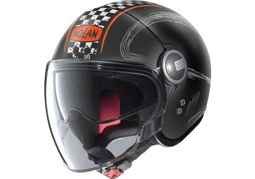 Nolan N21 Visor Getaway Flat Black 063 Helmet
