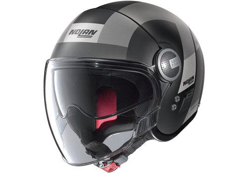 Nolan N21 Visor Spheroid Flat Black 048 Helmet