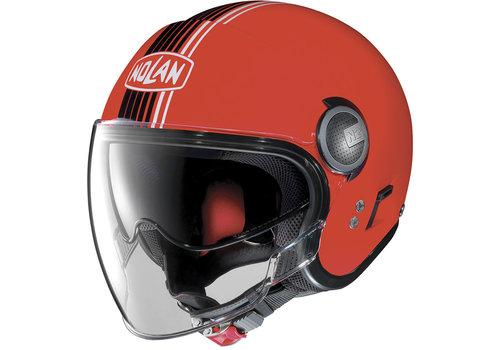 Nolan N21 Visor Joie De Vivre Corsa Red Helmet