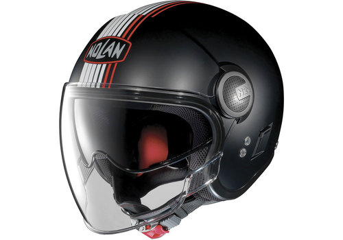 Nolan N21 Visor Joie De Vivre Flat Black 035 Helm