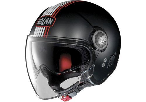 Nolan N21 Visor Joie De Vivre Flat Black 035 Helmet