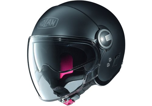 Nolan N21 Visor Classic Flat Black Helm
