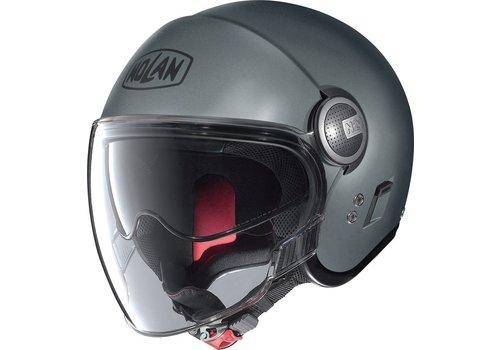 Nolan N21 Visor Classic Flat Vulcan Grey Helmet