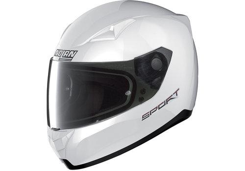 Nolan N60-5 Sport Metal White Helmet