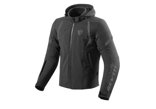Revit Burn Jacket Black