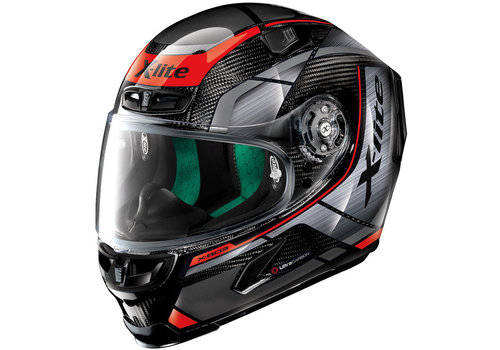 X-LITE X-803 Ultra Carbon Agile 048 Helm