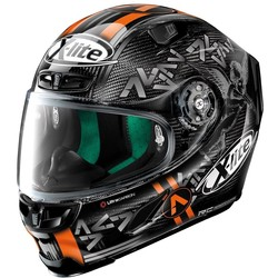 X-LITE X-Lite X-803 Ultra Carbon Replica Canet 052 Helm kopen? + 50% korting op een Extra Vizier!