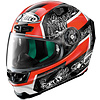 X-LITE X-Lite X-803 Ultra Carbon Replica Petrucci 053 Helm kopen? + 50% korting op een Extra Vizier!