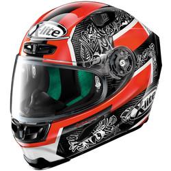 X-LITE Buy X-Lite X-803 Ultra Carbon Replica Petrucci 053 Helmet? + 50% discount Extra Visor!
