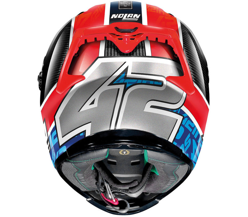 X-Lite X-803 Ultra Carbon Replica Rins 055 Helm kopen? + 50% korting op een Extra Vizier!