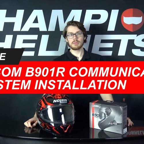 N-Com B901R Bluetooth Communication System Review and Installation Guide