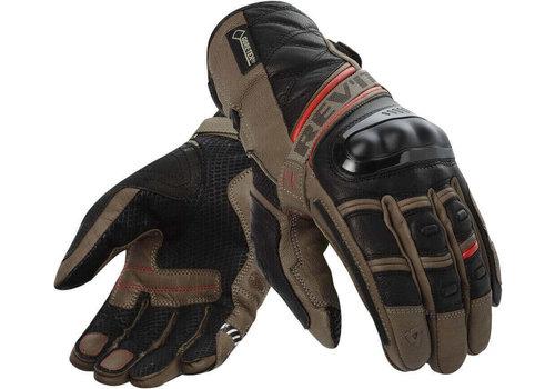Revit Dominator GTX Gloves Sand Red