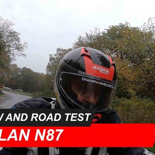 Nolan N87 Plus Review