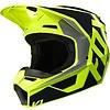 Fox Fox V1 Cross helmet  SE LOVL Black Yellow