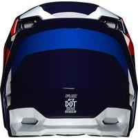 Fox V1 Cross helmet SE LOVL Orange Blue
