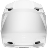 Fox V1 Cross helmet Matte White