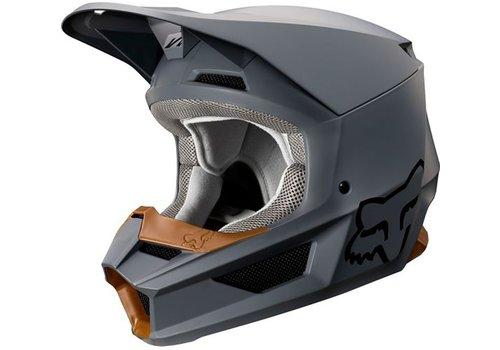 Fox V1 Matte Stone Helmet