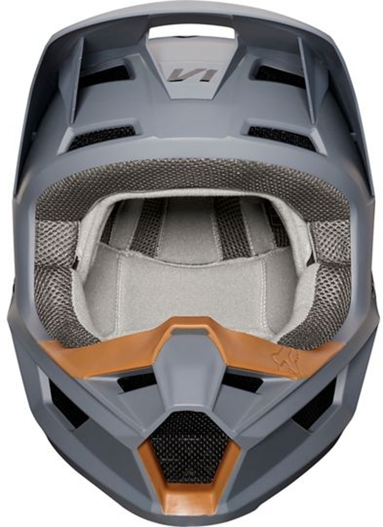 FOX Helm V1 Matte Stone