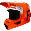 Fox Fox V1 Cross helmet Werd Fluo Orange