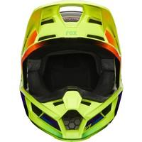 Fox V1 Cross helmet Gama Yellow