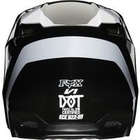 Fox V1 Prix Crosshelm Zwart
