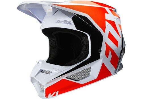 Fox V1 Prix Fluo Orange Helmet