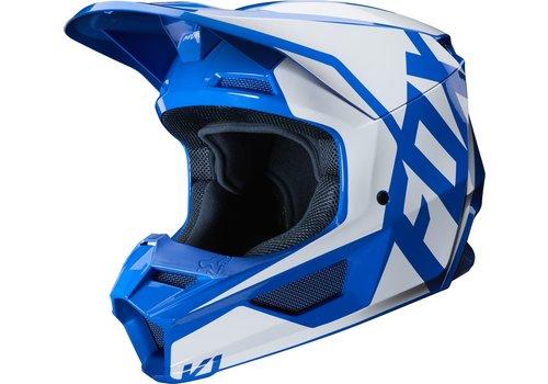 Fox V1 Prix Blue Helmet
