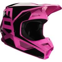 Fox V1 Prix Casco Cross Rosa