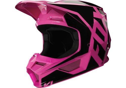Fox V1 Prix Pink Helmet