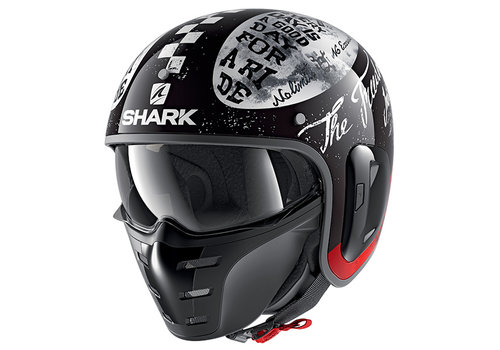 Shark S-Drak 2 Tripp In KWR Helmet