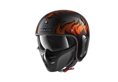 Shark S-Drak 2 Carbon Dagon DOO Helmet