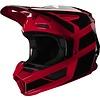 Fox Fox V2 Hayl Cross helmet Flame Red