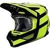 Fox Fox V2 Hayl Cross helmet Yellow Fluo